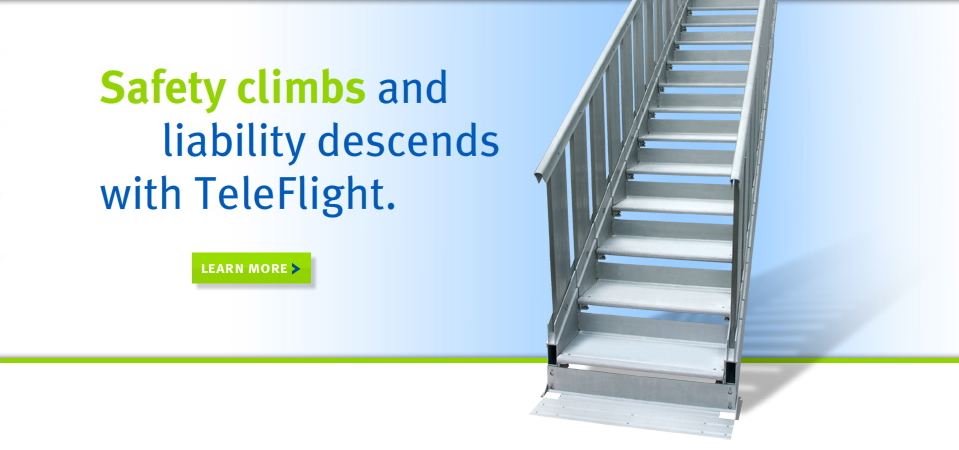 TeleFlight Stair System